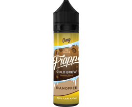 Frappe | Banoffee | 50ml Shortfill | 0mg