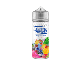 Tropik Thunder - Tropical Berries - 100ml Shortfill - ZERO Nicotine