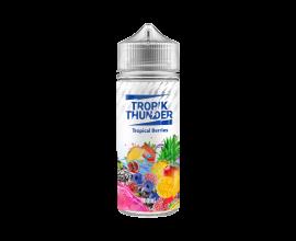 Tropik Thunder | Tropical Berries | 100ml Shortfill | 0mg