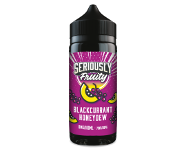 Seriously Fruity by Doozy Vape Co | Blackcurrant Honeydew | 100ml Shortfill | 0mg