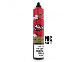 Aisu Nicotine Salts E-Liquids | Blackcurrant | 10ml Single | 10mg / 20mg Nicotine Salt