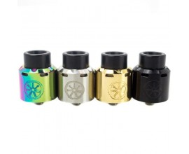 asMODus | .Blank | Single Coil RDA | 24mm