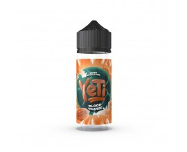 Yeti Blizzard Series | Blood Orange | 100ml Shortfill | 0mg
