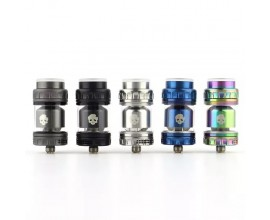 Dovpo x The Vaping Bogan | Blotto Mini RTA | 2ml Dual Coil RTA | 23.3mm