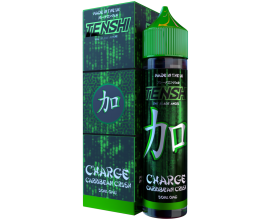 Tenshi Vape | CHARGE - CARIBBEAN CRUSH | 50ml Shortfill | 0mg