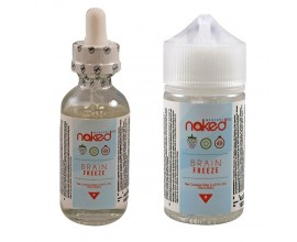 Naked 100 | Brain Freeze | 50ml Shortfill | 0mg