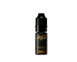 Nasty Salts | Bronze Blend | 10ml Single | 10mg / 20mg Nicotine Salts
