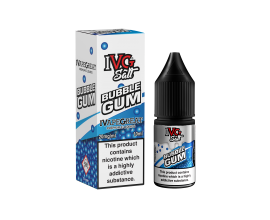 I VG Salts | BUBBLEGUM | 10ml Single | 10mg / 20mg Nicotine Salts