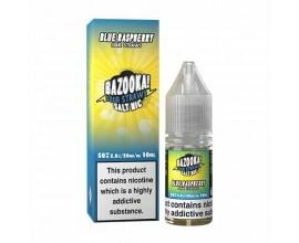 Bazooka! Sour Straws Nicotine Salts | Blue Raspberry | 10ml Single | 10mg / 20mg Nic Salt
