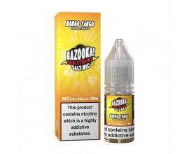 Bazooka! Sour Straws Nicotine Salts | Mango Tango | 10ml Single | 10mg / 20mg Nic Salt