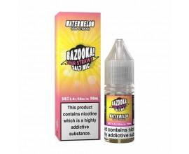 Bazooka! Sour Straws Nicotine Salts | Watermelon | 10ml Single | 10mg / 20mg Nic Salt