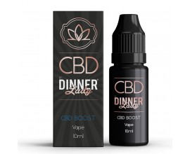 CBD Dinner Lady - 10ml E-Liquid - CBD BOOST **OUT OF DATE**