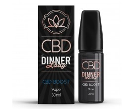 CBD Dinner Lady - 30ml E-Liquid - CBD BOOST **OUT OF DATE**