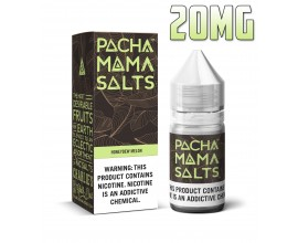 Pacha Mama by Charlie's - Honeydew Melon - 10ml - 20mg Nic Salts
