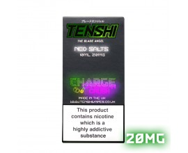 Tenshi | Neo Salts | CHARGE - CARIBBEAN CRUSH | 10ml Single | 20mg Nicotine Salts