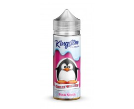 Kingston Chilly Willies Slush | Pink Slush | 100ml Shortfill | 0mg