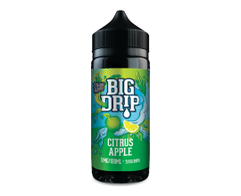 Big Drip by Doozy Vape Co | CITRUS APPLE | 100ml Shortfill | 0mg