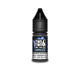 226 Nic Salts | Crystal Blue | 10ml SIngle | 10 / 20mg Nicotine Salt