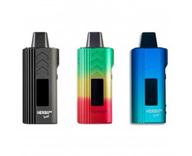 Dazzleaf | HERBii Pro Dry Herb Vaporiser Kit | 2500mAh Battery
