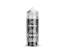Energy by Vape Monster | Black | 100ml Shortfill | 0mg (Includes 2 x Free Nic Shots)