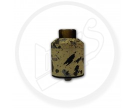 Overpowered Mod Co - 30mm OMC RDA - Custom Cerakote - DESERT CAMO