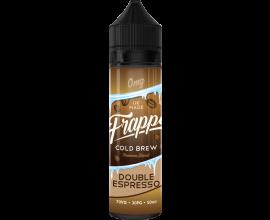 Frappe - Double Espresso - 50ml Shortfill - ZERO Nicotine