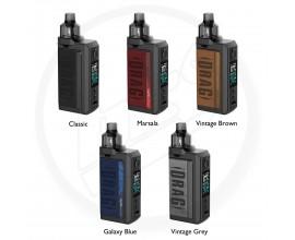 Voopoo | Drag Max 177W Pod Kit | Dual 18650 | 2ml PnP Pod
