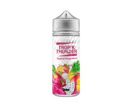 Tropik Thunder - Tropical Dragonfruit - 100ml Shortfill - ZERO Nicotine