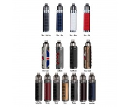Voopoo | DRAG X 80W Pod Kit | 2ml | Single 18650 | **NEW COLOURS COMING SOON**