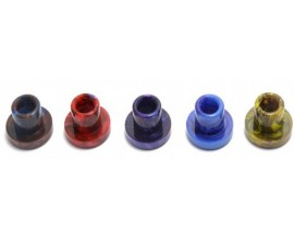 Aspire - Cleito EXO Resin Drip Tips (Marble Effect, Mixed Colours)