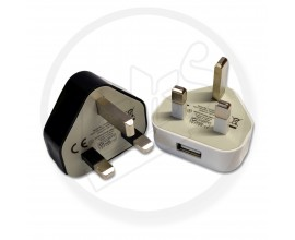 USB Wall Plug - 1 x Single