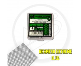 Wotofo | nexMESH Strips for the Profile V1.5 RDA / Profile RDTA | EXTREME | 0.16 Ohm A1 | Pack of 10