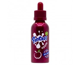 Fantasi E-Liquid - Apple - 50ml Shortfill - ZERO Nicotine