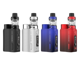 Vaporesso | Swag II Kit | 80W | Single 18650