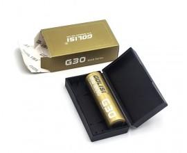 Golisi | G30 Batteries | 3000mAh | 20A | 18650 | Pack of 2