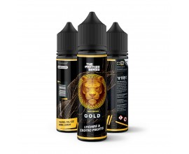 Dr. Vapes | The Panther Series | Gold Panther | 50ml Shortfill | 0mg