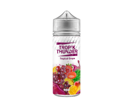 Tropik Thunder - Tropical Grape - 100ml Shortfill - ZERO Nicotine