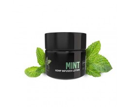 GRN CBD | 250mg CBD Body Lotion | 1 x Single 2oz Pot | MINT