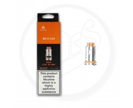 Geek Vape | Aegis Boost / B Series Replacement Coils | 0.3 Ohm | Pack of 5