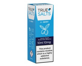 True Salts | H-Berry | 10ml Single | 10mg / 20mg Nicotine Salts