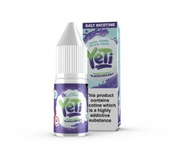 Yeti Nicotine Salts | Honeydew Blackcurrant | 10ml Single | 5mg / 10mg / 20mg Nicotine Salts