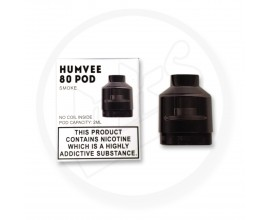 Sigelei | Humvee 80 Replacement Fog Pod | 2ml | 1 x Single
