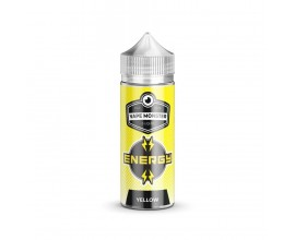Energy by Vape Monster | Yellow | 100ml Shortfill | 0mg (Includes 2 x Free Nic Shots)