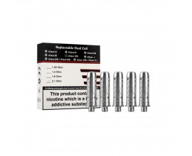 Innokin | iClear 30S Coils | Pack of 5 | 2.1 Ohm
