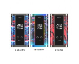 iJoy - Captain Resin Edition 200W Box Mod