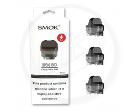 SMOK | IPX80 Replacement Pods | RPM Version | Pack of 3