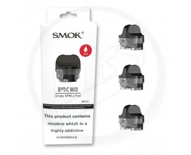 SMOK | IPX80 Replacement Pods | RPM 2 Version | Pack of 3