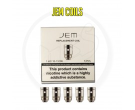 Innokin - JEM Coils (Pack of 5) - 1.6 Ohms