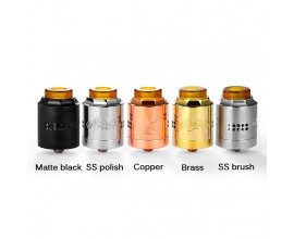 TimesVape | Ardent | Dual Coil RDA | 27mm