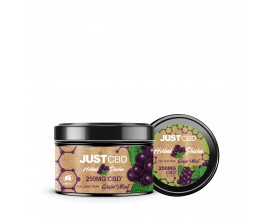 Just CBD | CBD Infused Flavoured Herbal Shisha - Zero Tobacco | GRAPE & MINT